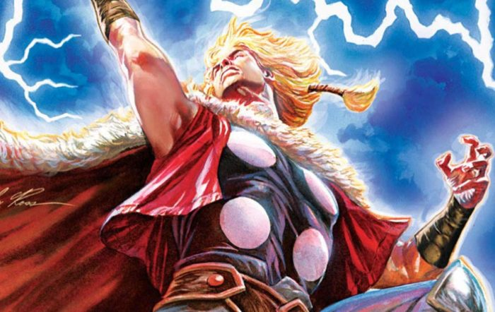 Superhero Sundays: Thor: Tales of Asgard (2011)