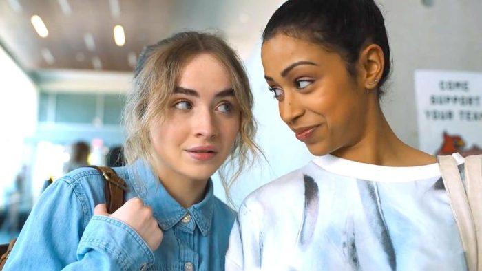 Trailer: Sabrina Carpenter and Liza Koshy Work It for Netflix