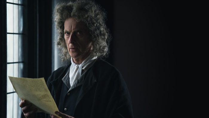 Martin's Close: Peter Capaldi and Mark Gatiss team up for BBC Four horror