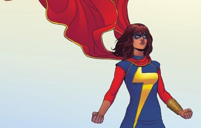 Ms. Marvel Disney+ series in the works