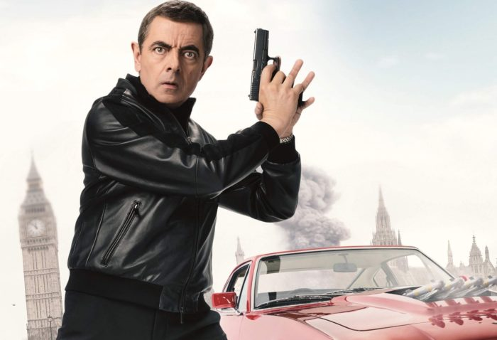 Netflix UK film review: Johnny English Strikes Again