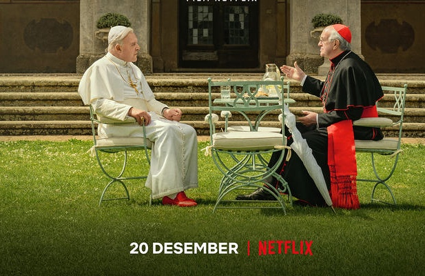 Watch: New trailer for The Two Popes