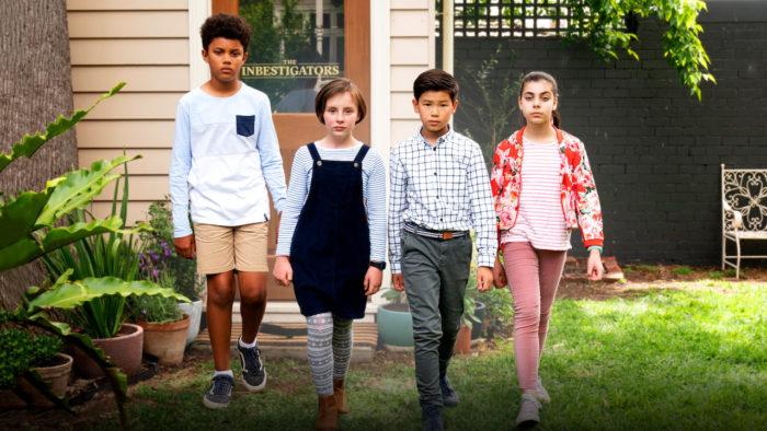 Netflix UK TV review: The InBESTigators