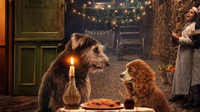 Watch: Spaghetti scene from Disney+ The Lady and the Tramp remake