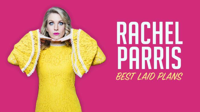 Stand-up comedy review: Rachel Parris: Best Laid Plans