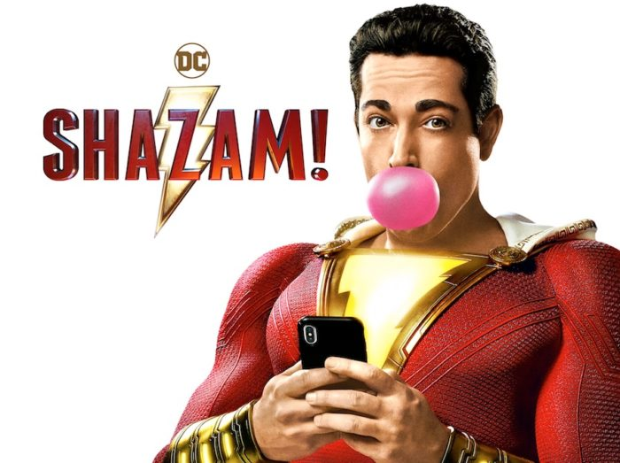 VOD film review: Shazam!