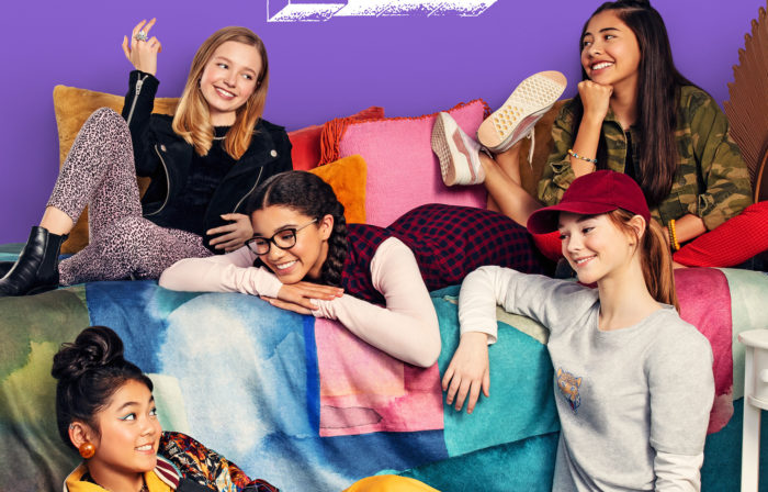 First image lands for Netflix's Baby-Sitters Club