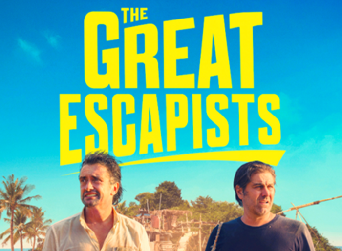 Trailer: Richard Hammond returns to Amazon for The Great Escapists