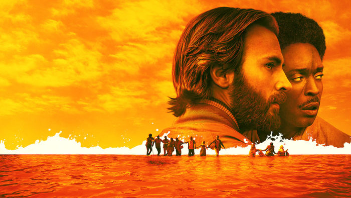 Netflix UK film review: The Red Sea Diving Resort