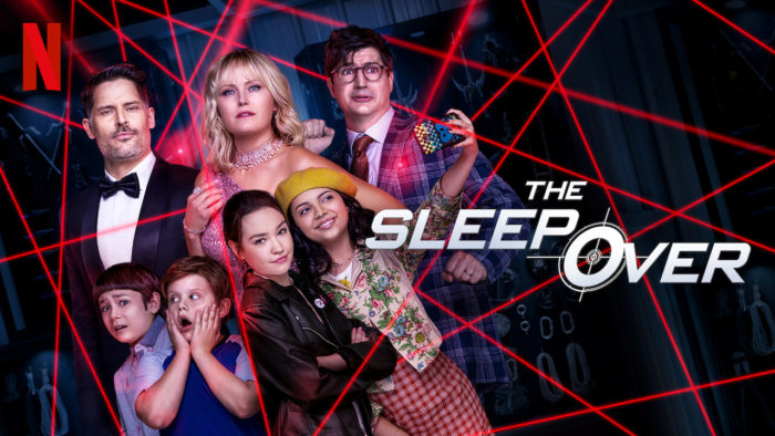 Trailer: Netflix hosts The Sleepover (for adults)