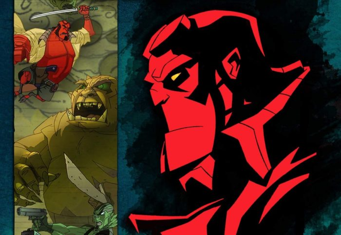 Superhero Sundays: Hellboy Animated – Sword of Storms (2006)