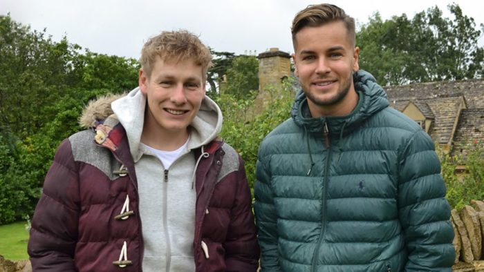 BBC Three orders My Brother and Our Balls