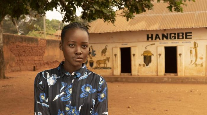Lupita Nyong'o to search for forgotten female army in Channel 4 doc