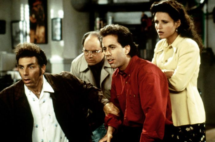 Netflix nabs global rights to Seinfeld in response to Friends fears