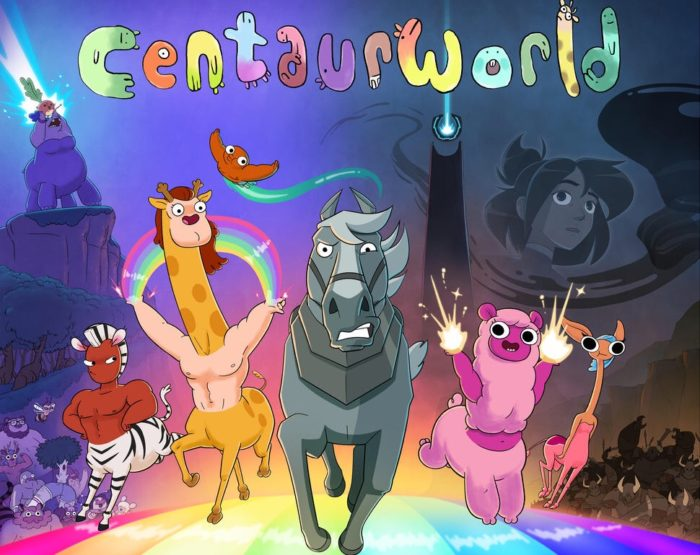 Netflix orders animated musical comedy Centaurworld