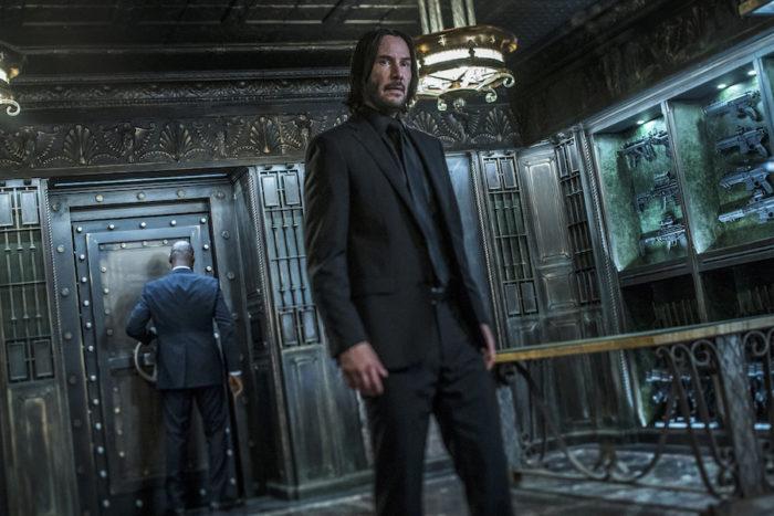 Netflix UK film review: John Wick: Chapter 3 – Parabellum