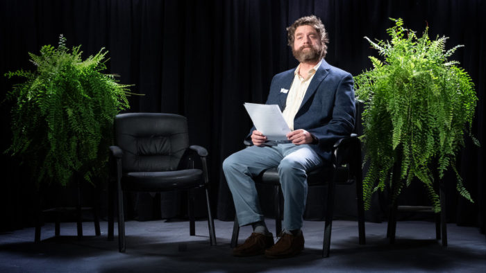 Netflix UK film review: Between Two Ferns: The Movie