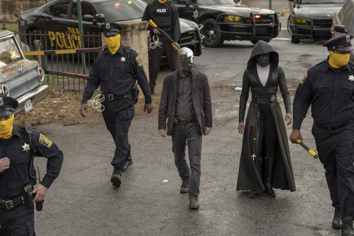 Watchmen (HBO): Timely, unusual and thrilling TV