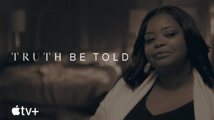 Trailer: Octavia Spencer and Aaron Paul star in Apple TV+ drama Truth Be Told