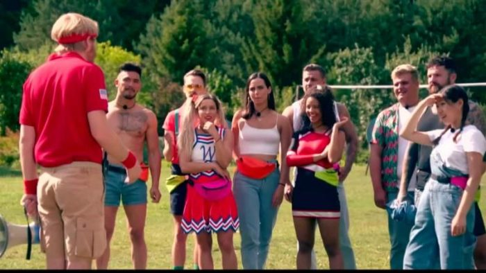 ITV2 goes to Killer Camp for Halloween