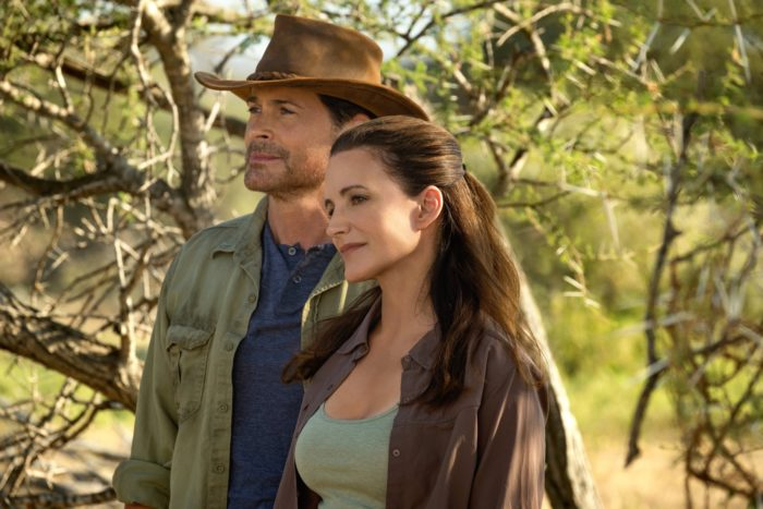 Trailer: Rob Lowe goes on Holiday in the Wild this November