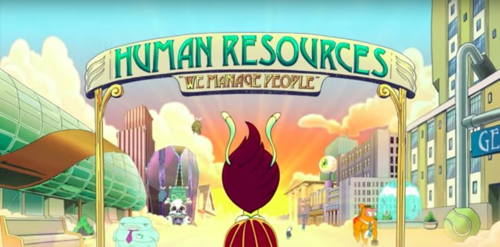 Human Resources: Netflix orders new series from Big Mouth creators