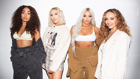 Little Mix bring The Search to BBC One