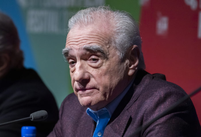 Martin Scorsese signs first-look deal with Apple