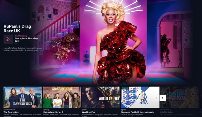 "BBC outlines plans for a ""total"" iPlayer revamp"