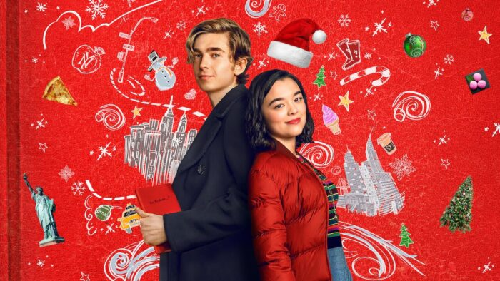 Trailer: Dash & Lily arrive early for Christmas