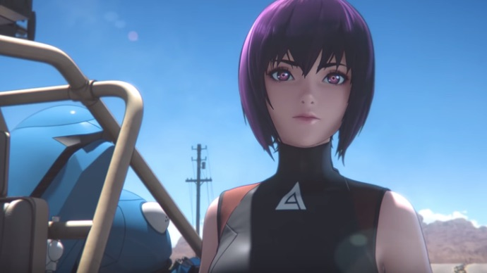 Trailer: Netflix's Ghost in the Shell set for April release