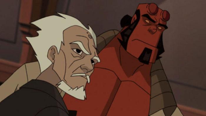 Superhero Sundays: Hellboy Animated – Blood and Iron (2007)