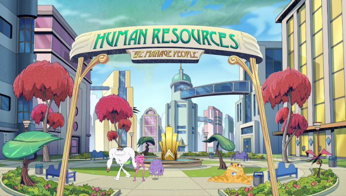 Randall Park, Maya Rudolph, Nick Kroll to star in Netflix's Human Resources
