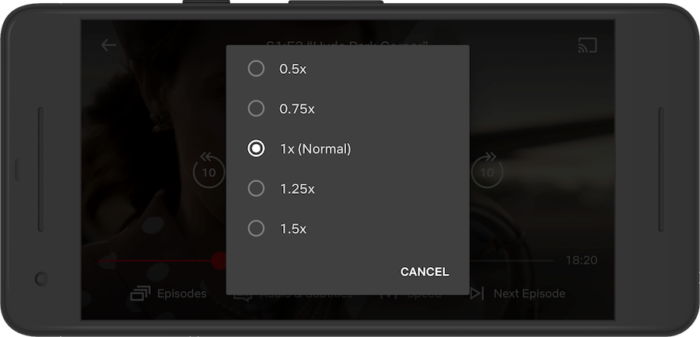 Netflix responds to backlash over variable playback speed test