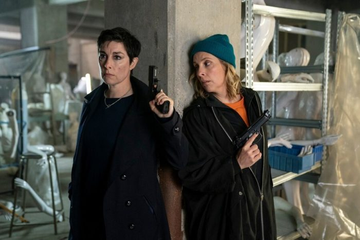 First look: Mel and Sue in Sky comedy Hitmen
