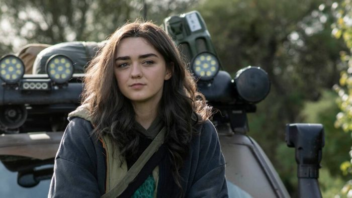 First look: Maisie Williams in Sky comedy Two Weeks to Live