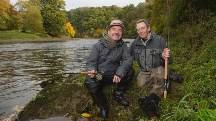 Mortimer and Whitehouse: Gone Fishing renewed for Season 3