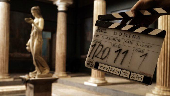 Sky orders Roman drama Domina