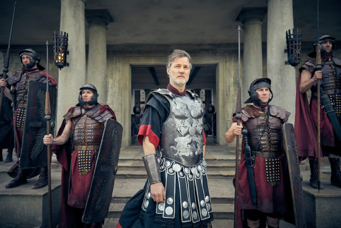 UK TV review: Britannia Season 2