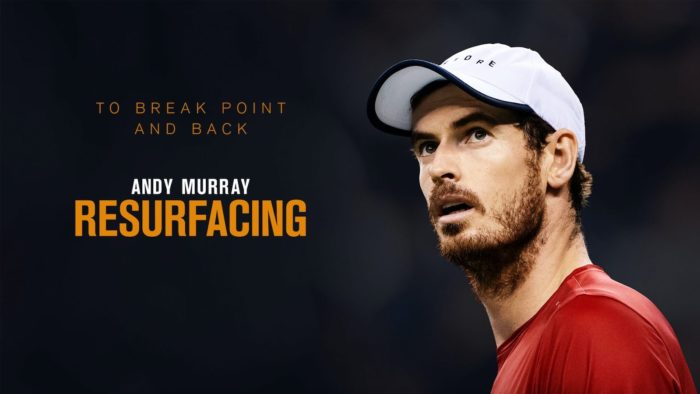 Amazon serves up Andy Murray documentary