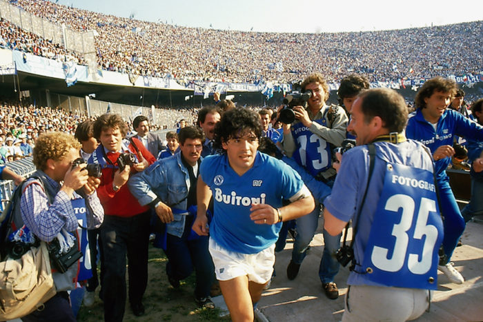 VOD film review: Diego Maradona