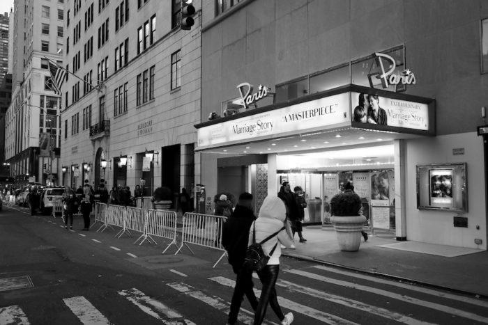 Netflix keeps New York's Paris Theatre open