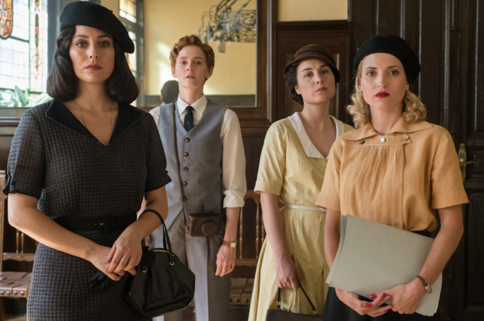 Watch: Trailer for The Cable Girls' final episodes
