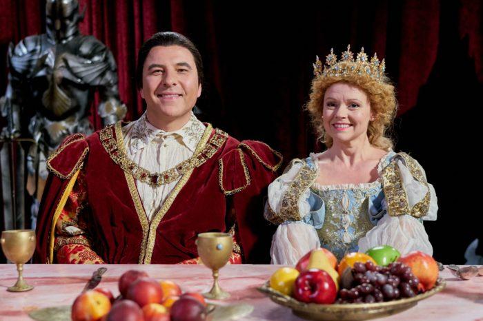 UK TV review: Cinderella: After Ever After