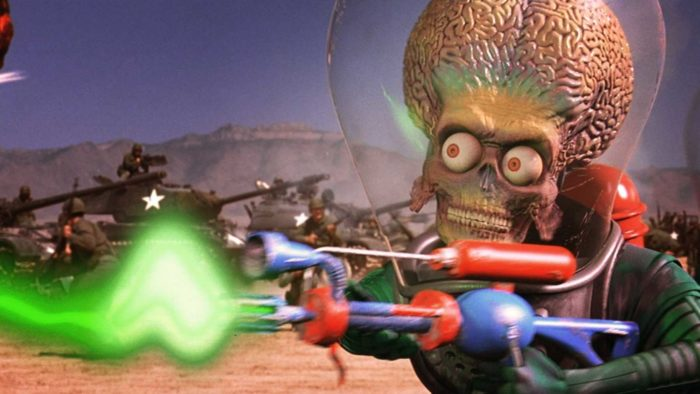 The 90s On Netflix: Mars Attacks! (1996)