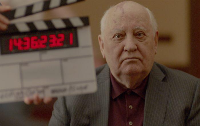 VOD film review: Meeting Gorbachev