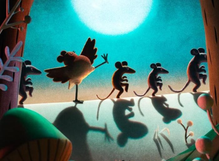 Aardman head to Netflix for festive special Robin Robin