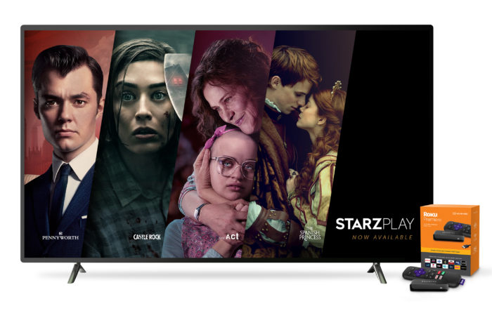 STARZPLAY app arrives on Roku