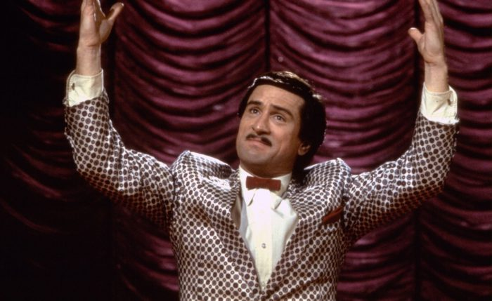 VOD film review: The King of Comedy