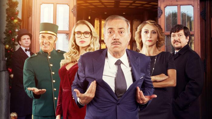 Netflix UK film review: 5 Star Christmas